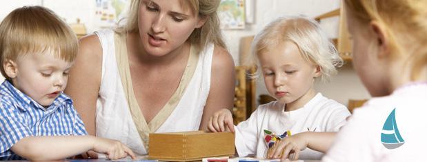 Montesori Teaching Training